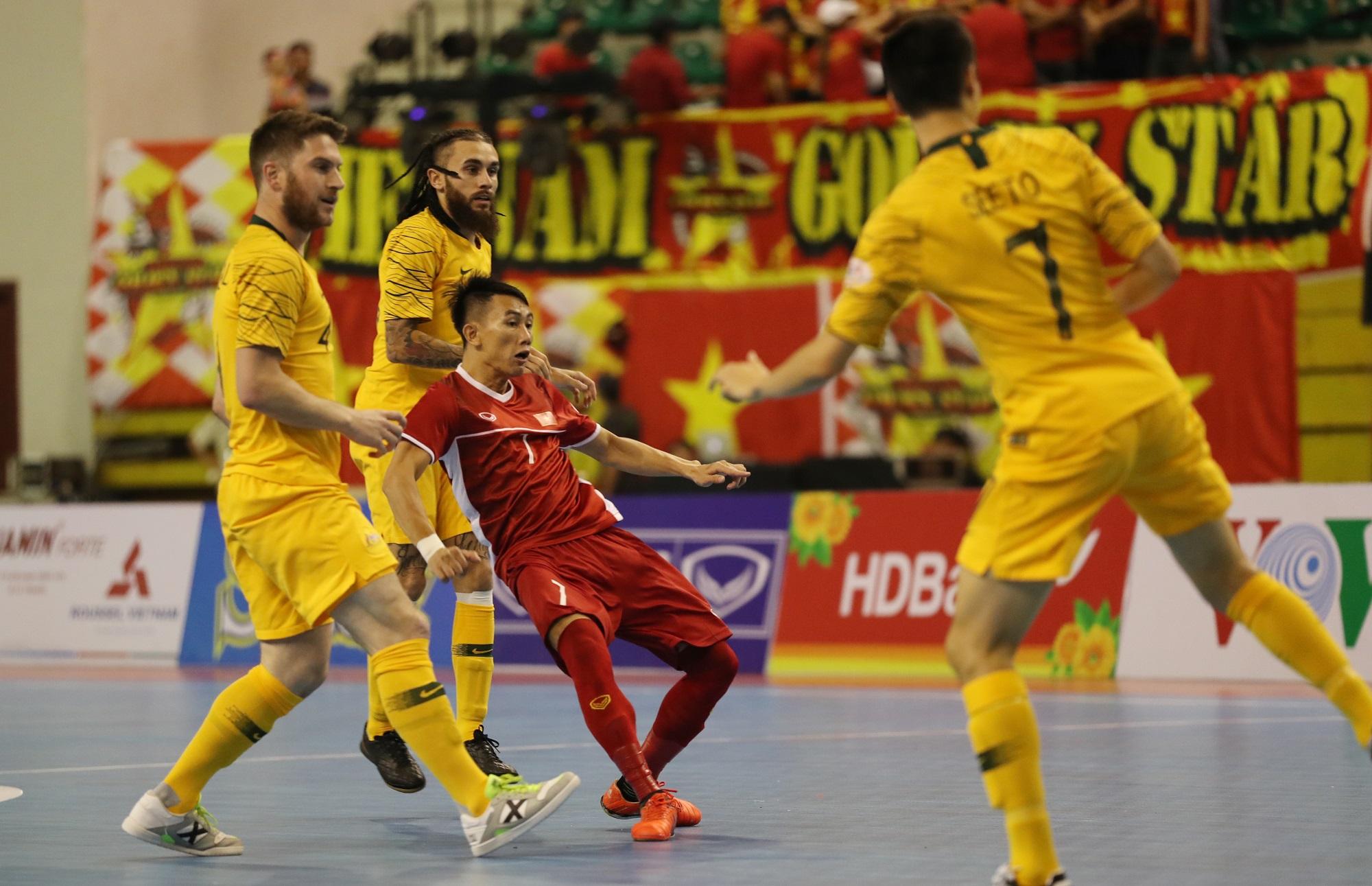 Thắng Úc, đường đến World Cup của futsal Việt Nam không còn xa  - Ảnh 6