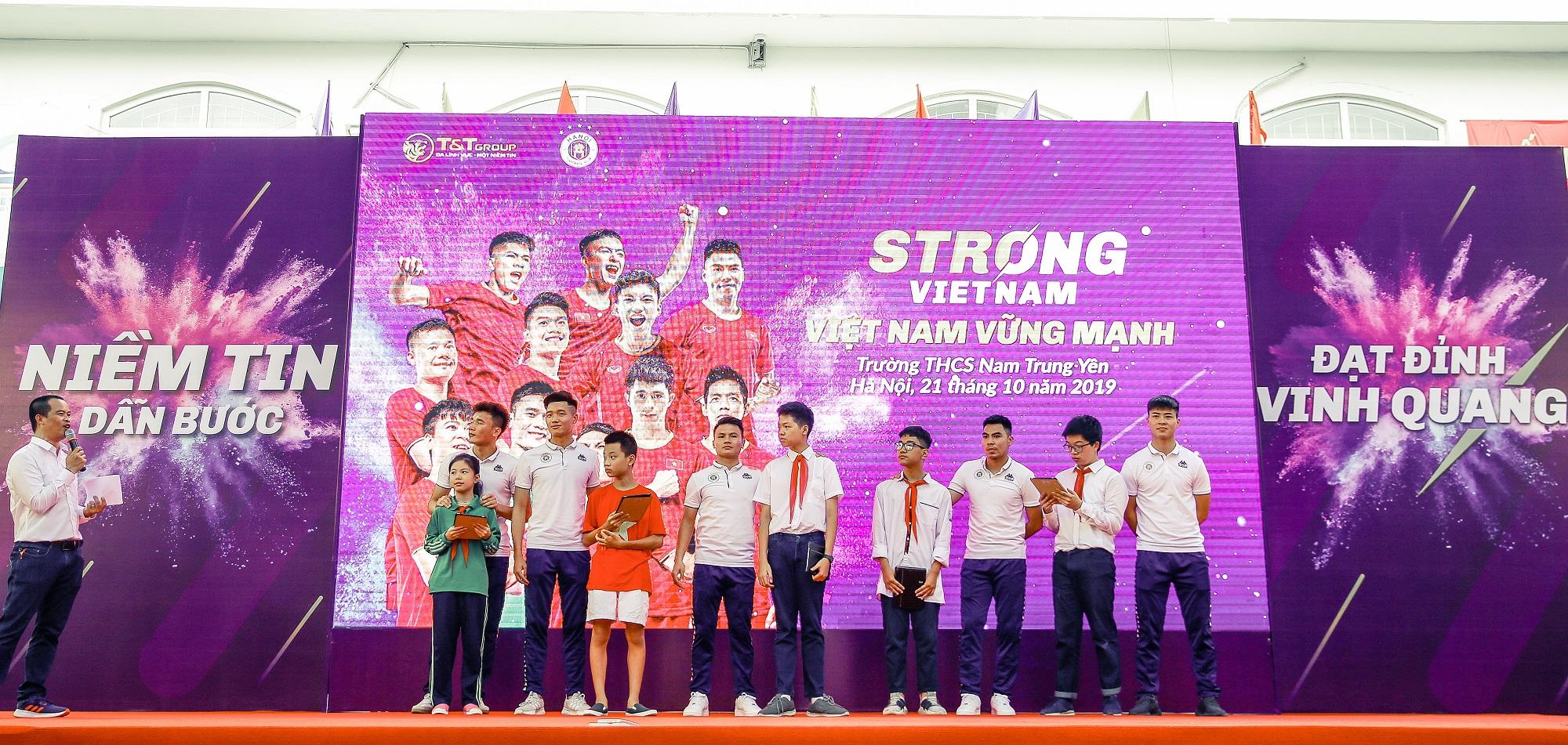 Strong Vietnam - Hành trình của ước mơ và niềm tin  - Ảnh 4
