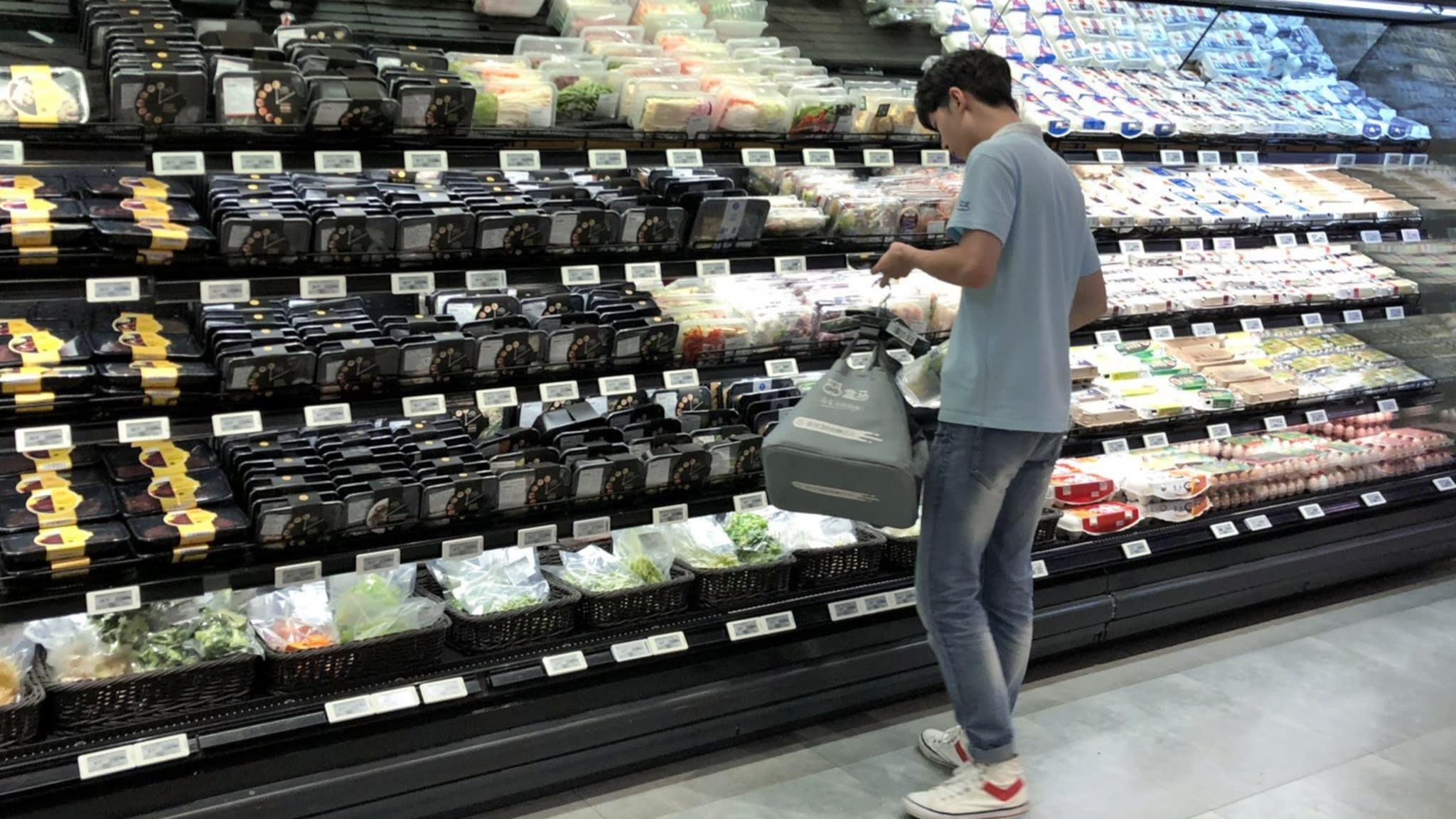 Sữa chua Vinamilk đã có mặt tại siêu thị thông minh Hema của Alibaba tại Trung Quốc  - Ảnh 3