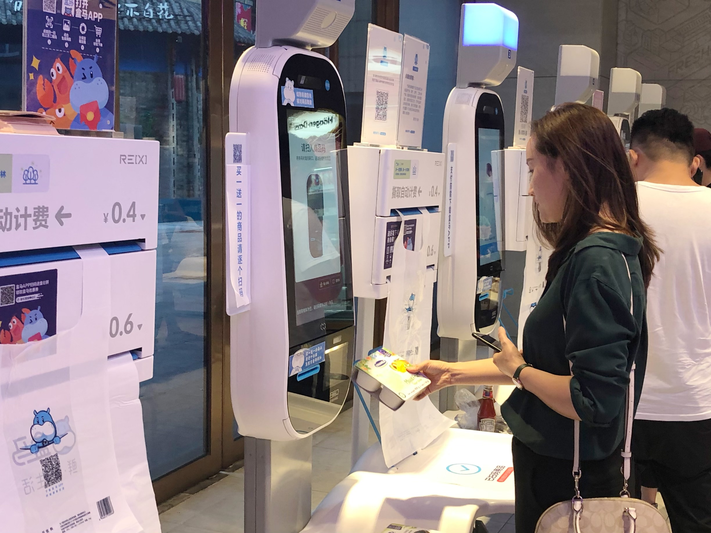 Sữa chua Vinamilk đã có mặt tại siêu thị thông minh Hema của Alibaba tại Trung Quốc  - Ảnh 5