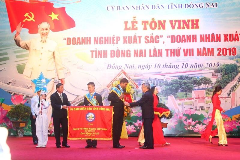 Đồng Nai vinh danh Nestlé Việt Nam Doanh nghiệp Xuất Sắc Của Tỉnh  - Ảnh 2
