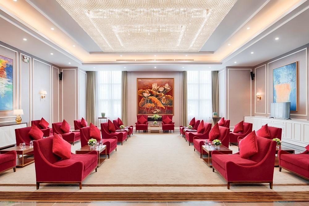 5 điểm nhấn độc đáo tại khách sạn hội nghị hàng đầu châu Á FLC Hạ Long  - Ảnh 2