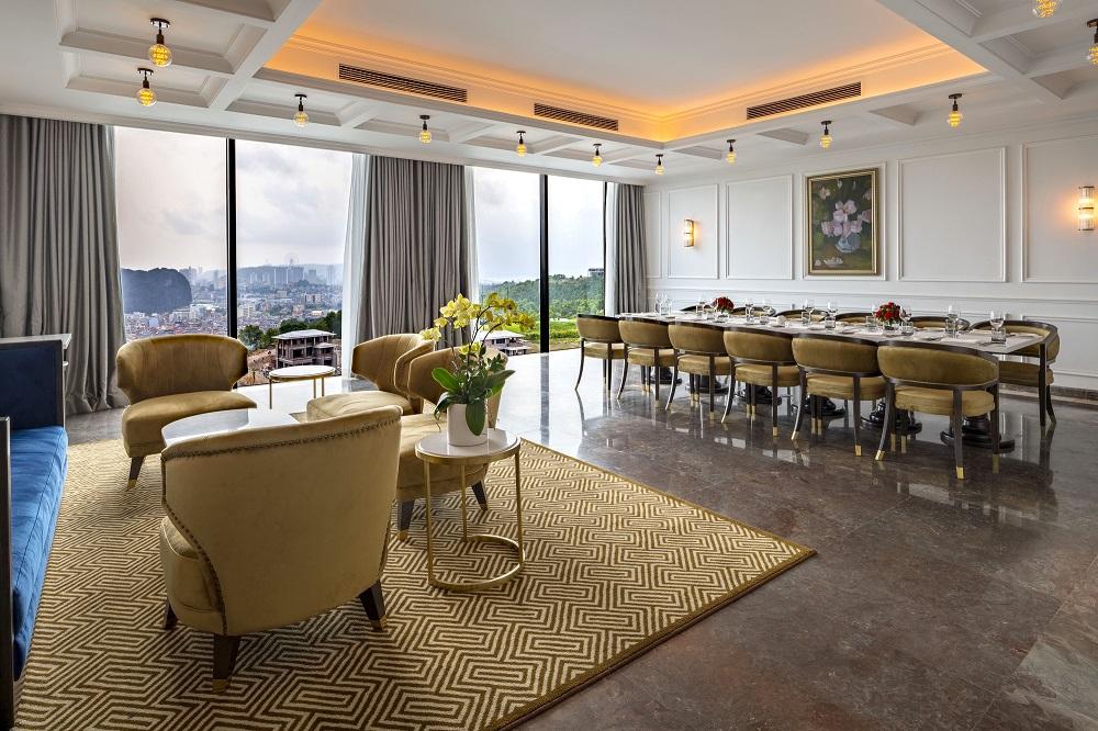 5 điểm nhấn độc đáo tại khách sạn hội nghị hàng đầu châu Á FLC Hạ Long  - Ảnh 7