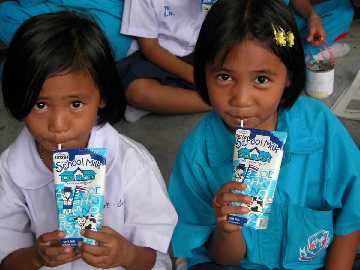 Những kết quả ấn tượng của chương trình sữa học đường  - Ảnh 1