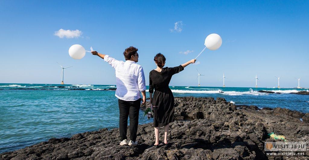 """Những địa điểm selfie đẹp """"không góc chết"""" dành cho các cặp đôi tại đảo Jeju, Hàn Quốc - Ảnh 3"""