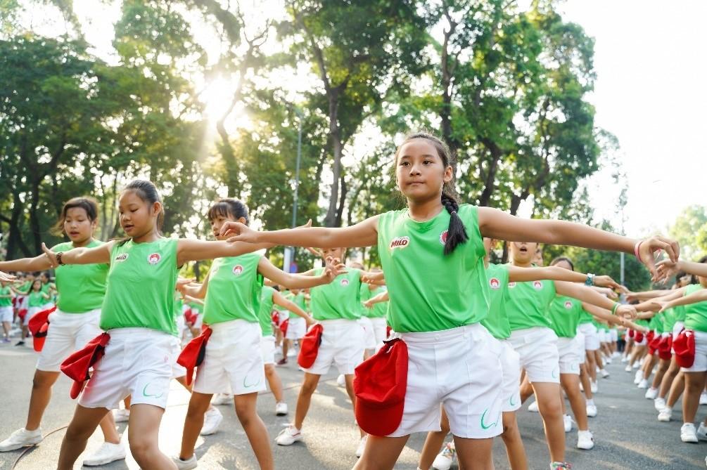 Cùng chuyên gia nhìn nhận về vai trò của thể thao, giúp trẻ em phát triển toàn diện  - Ảnh 3
