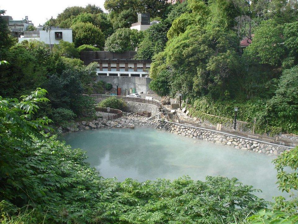 Thư giãn ở 6 suối nước nóng nổi tiếng nhất Đài Loan  - Ảnh 4