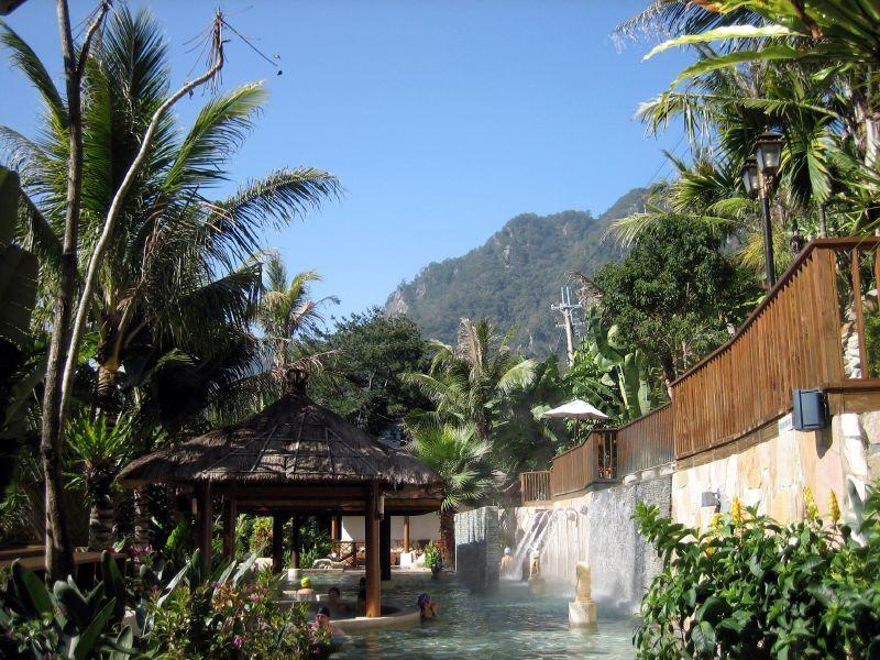 Thư giãn ở 6 suối nước nóng nổi tiếng nhất Đài Loan  - Ảnh 5