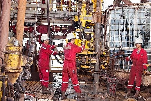 Giàn PV DRILLING V: Kỳ tích của ngành Dầu khí Việt Nam  - Ảnh 1