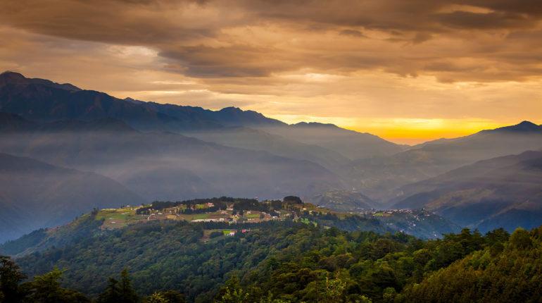 5 địa điểm với khung cảnh mùa thu không khác gì trong phim ở Đài Loan  - Ảnh 3