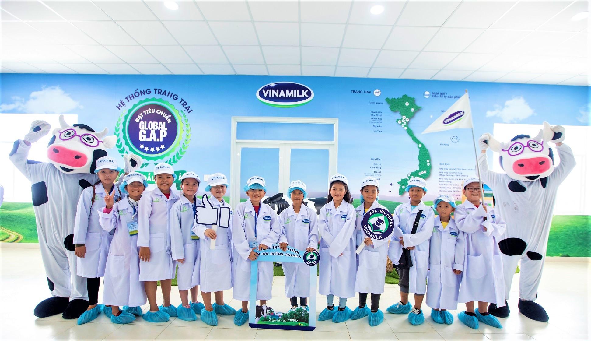 70.000 trẻ em ở Vĩnh Long sẽ thụ hưởng chương trình sữa học đường  - Ảnh 4