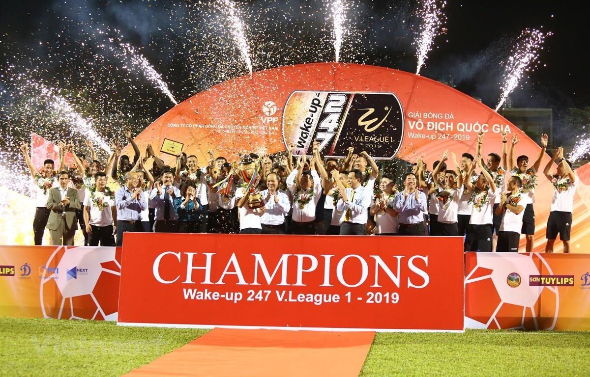 Cúp Quốc gia 2019: Hà Nội FC đứng trước cột mốc lịch sử  - Ảnh 1