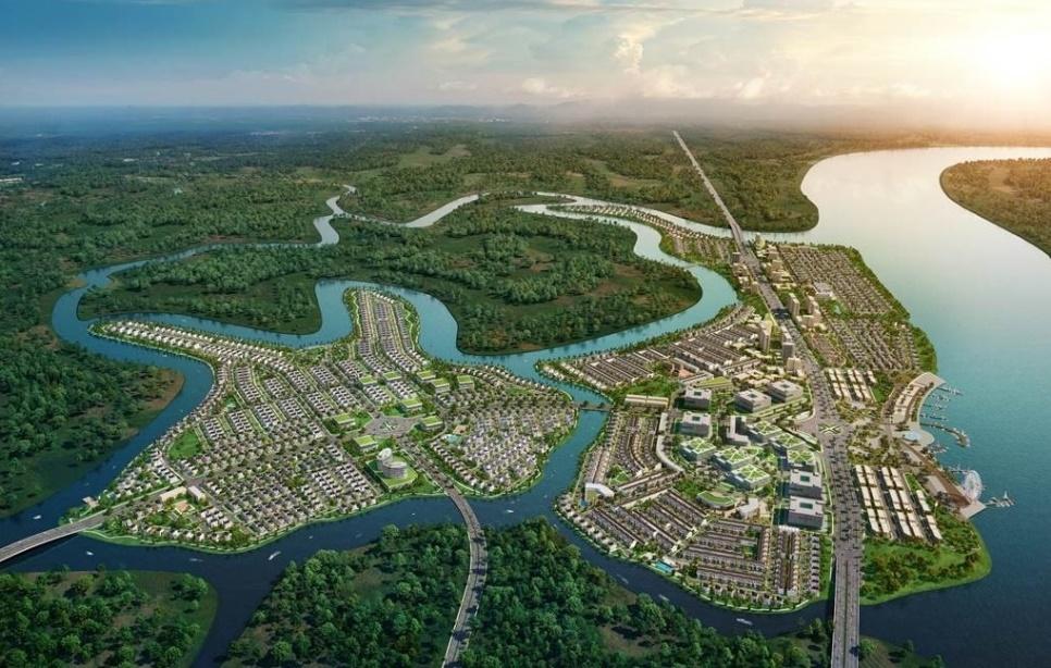 Sân bay Long Thành sắp khởi công, bất động sản Đồng Nai tiếp tục là tâm điểm  - Ảnh 2