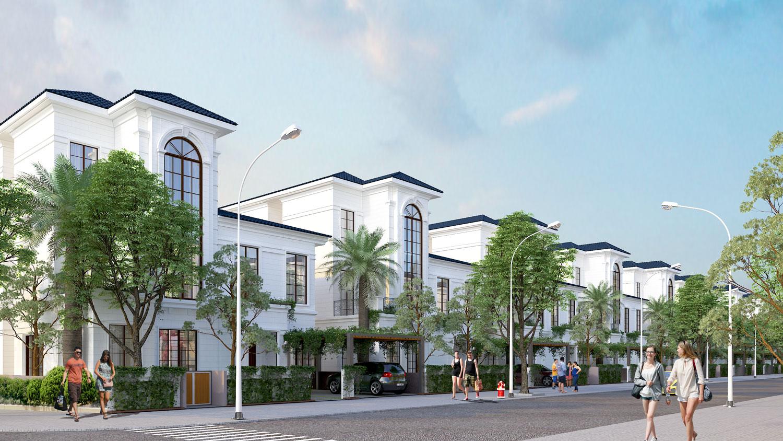 """Uông Bí xuất hiện khu biệt thự cao cấp dành cho """"giới nhà giàu"""" - Ảnh 2"""
