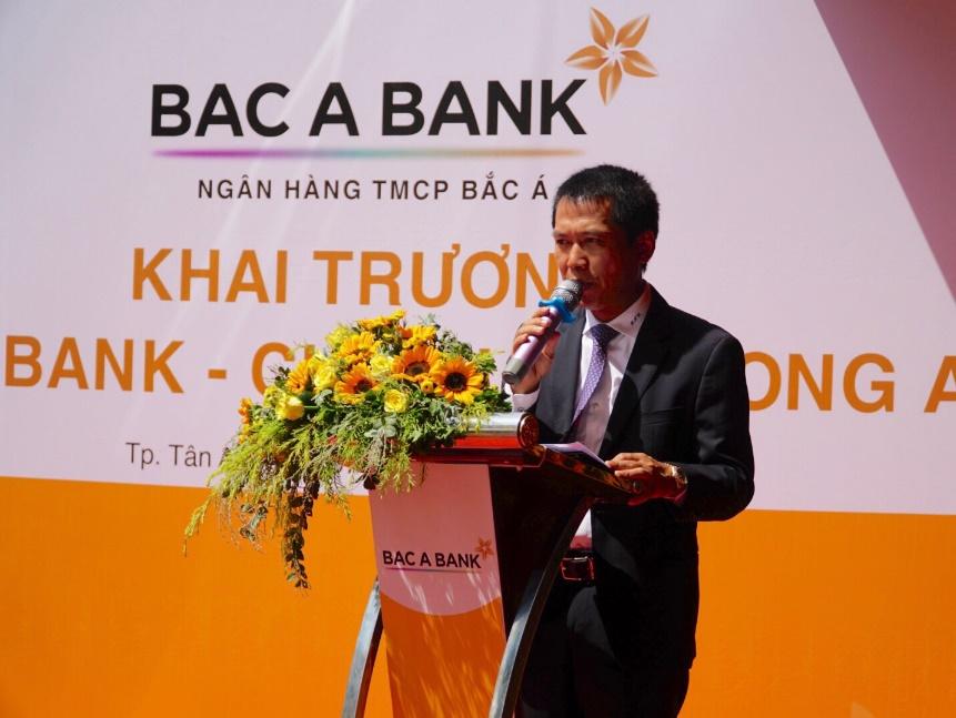 BAC A BANK khai trương chi nhánh mới, gia nhập thị trường tài chính Long An  - Ảnh 2