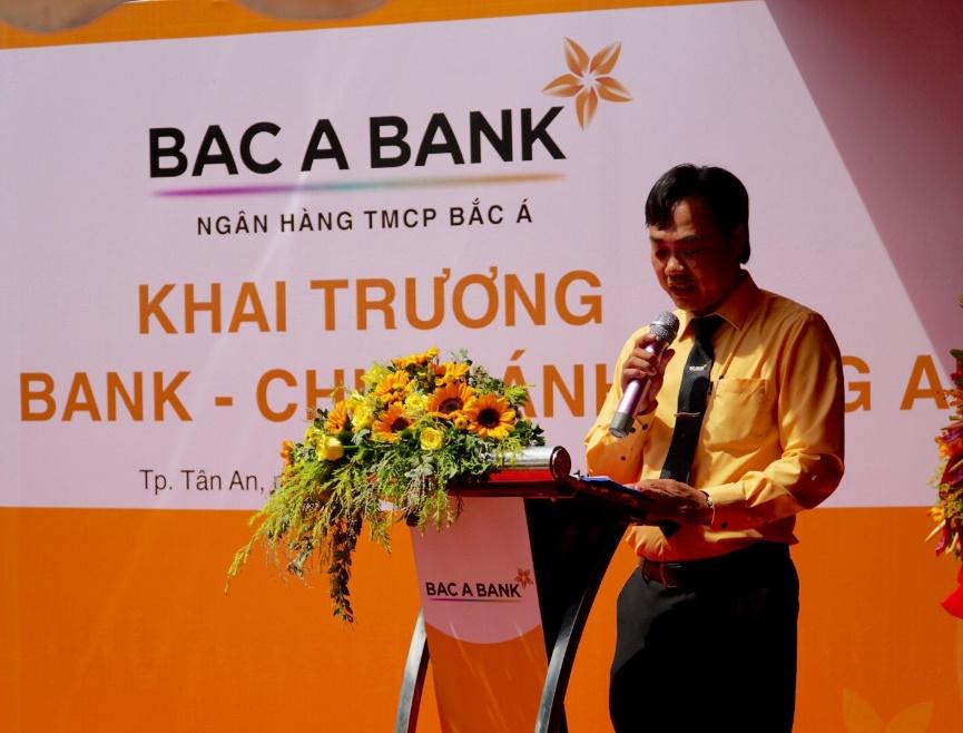 BAC A BANK khai trương chi nhánh mới, gia nhập thị trường tài chính Long An  - Ảnh 5