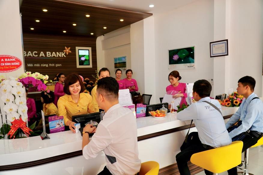 BAC A BANK khai trương chi nhánh mới, gia nhập thị trường tài chính Long An  - Ảnh 6