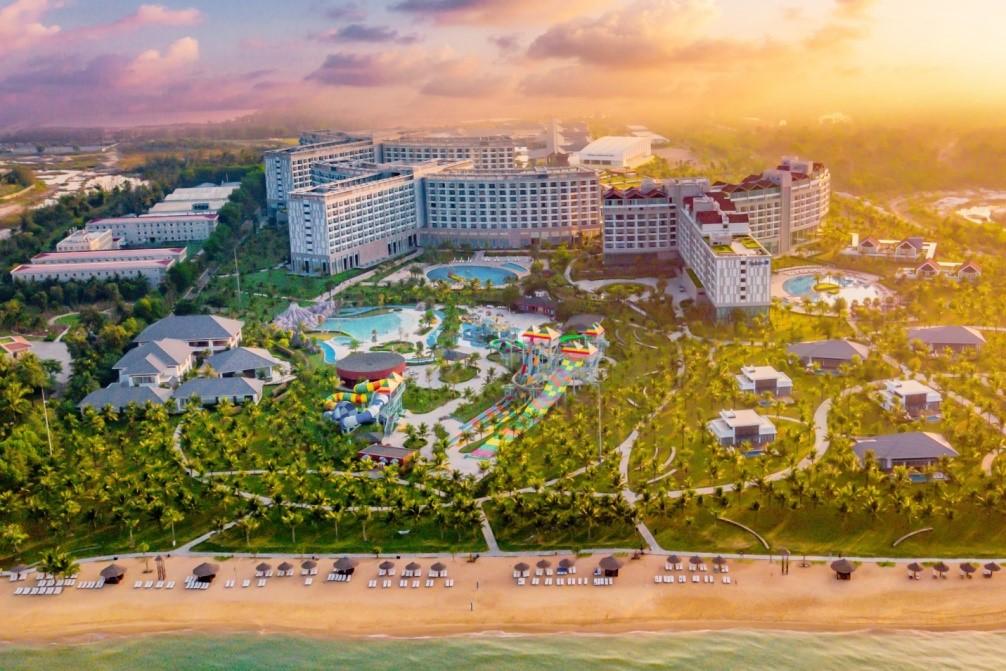 Khám phá Vinpearl Phú Quốc, nơi tổ chức giải thưởng du lịch lớn nhất thế giới  - Ảnh 4