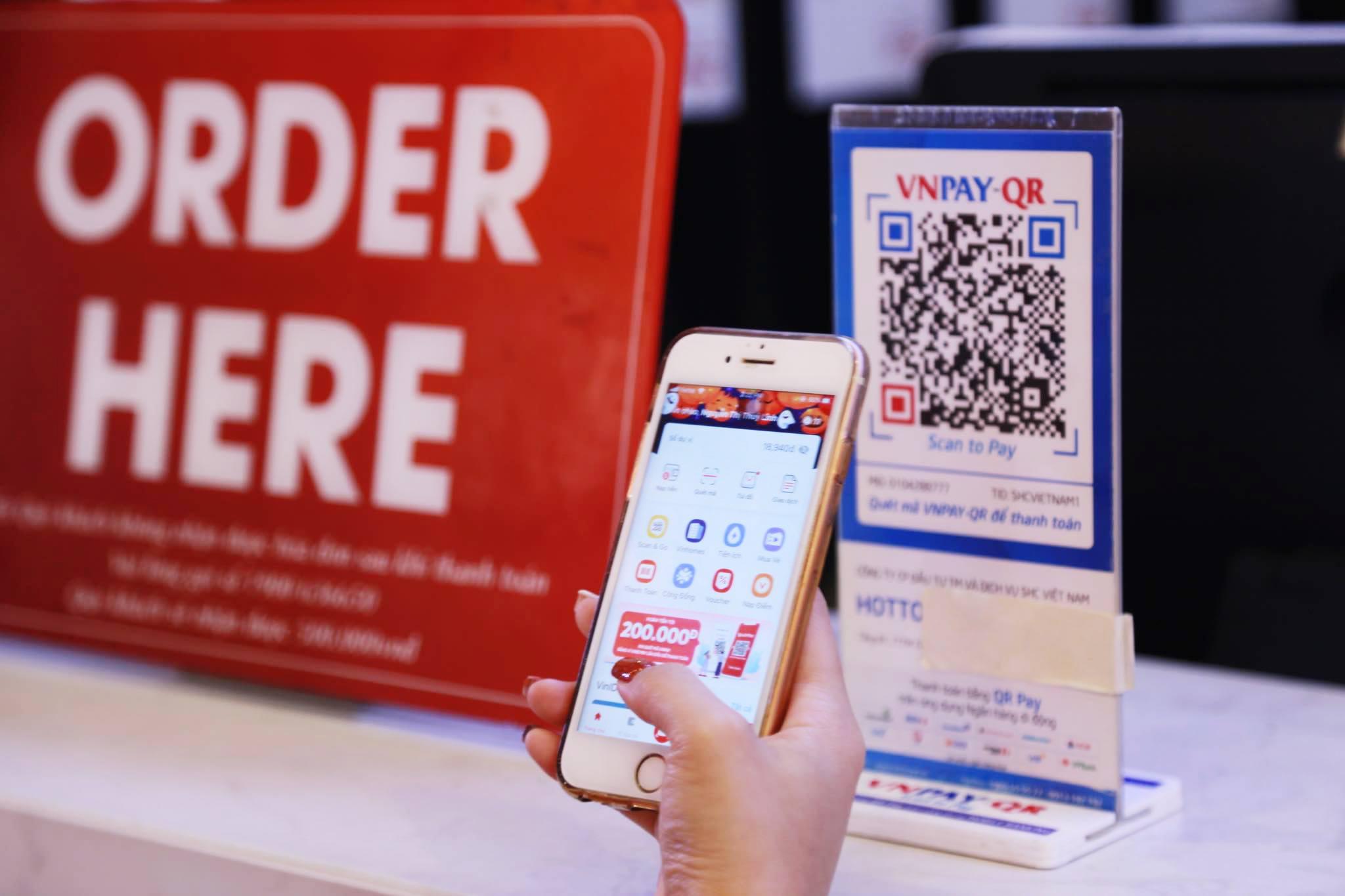 VinID Pay hợp tác VNPAY phủ sóng 60.000 điểm chấp nhận thanh toán tại Việt Nam - Ảnh 1