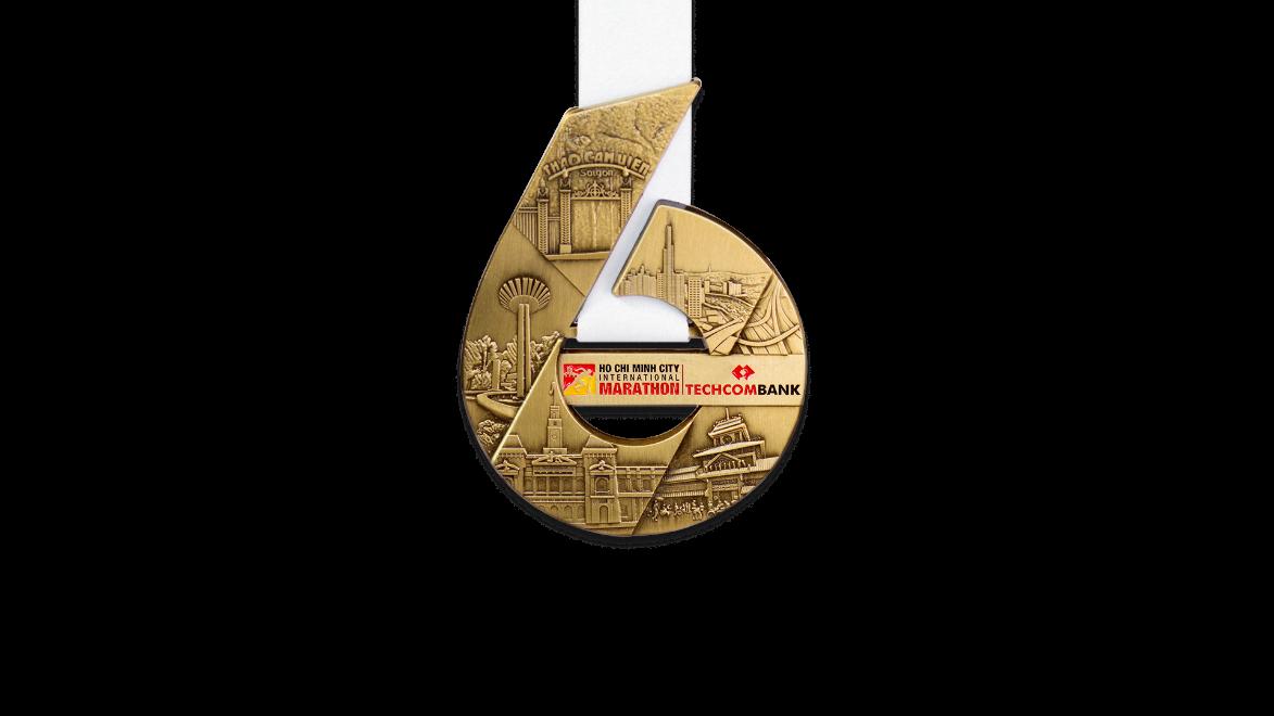 """Giải Marathon Quốc tế Thành phố Hồ Chí Minh Techcombank 2019: """"Một cung đường xanh, một thành phố xanh""""  - Ảnh 3"""