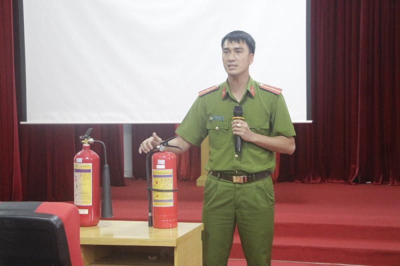 Bệnh viện Bãi Cháy chú trọng, tăng cường công tác phòng cháy, chữa cháy  - Ảnh 2
