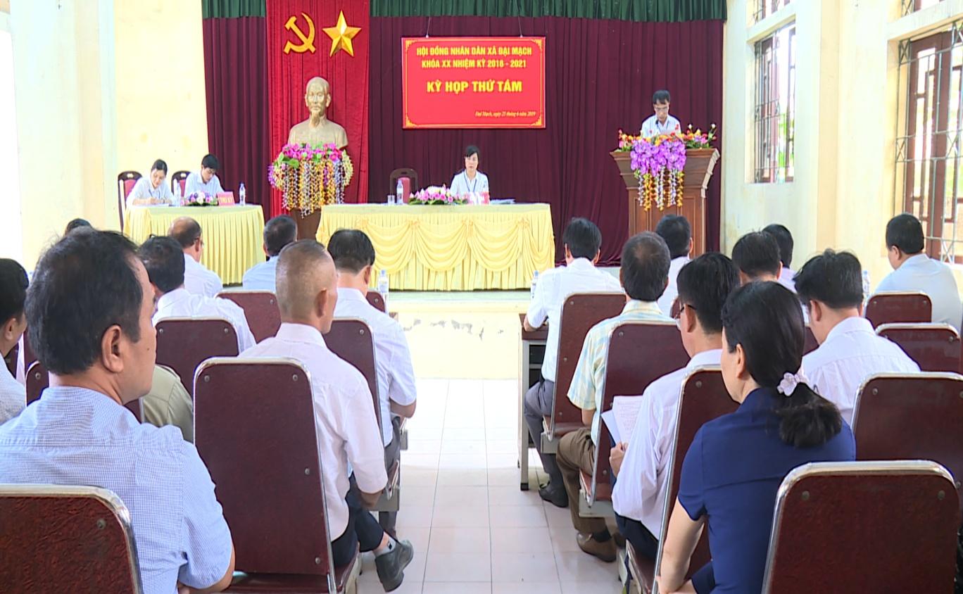 Xã Đại Mạch đạt nhiều thành tự về phát triển nông nghiệp, xây dựng nông thôn mới, nâng cao đời sống nông dân  - Ảnh 4