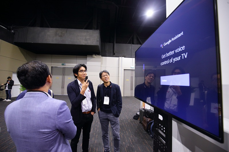 VinSmart ra mắt ti vi thong minh chạy hệ điều hành Android TV của Google  - Ảnh 3