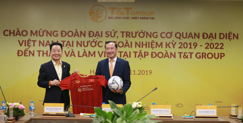 T&T Group là lựa chọn tốt để tạo cú hích hợp tác kinh tế quốc tế - Ảnh 5