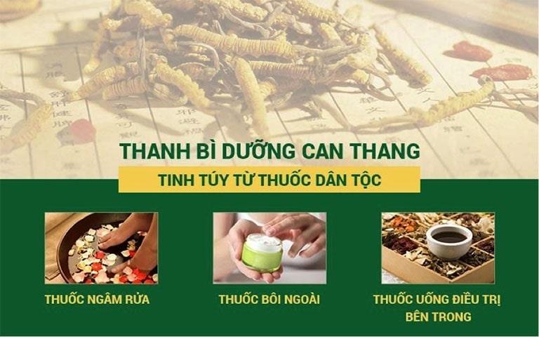 Sống khỏe mỗi ngày VTV2 giới thiệu bài thuốc chữa vảy nến, viêm da cơ địa của Trung tâm Thuốc dân tộc  - Ảnh 3