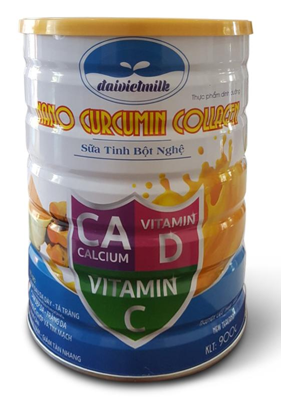 Sữa Nghệ Nano Curcumin Collagen - Những công dụng tuyệt vời trong làm đẹp và bảo vệ sức khỏe - Ảnh 3
