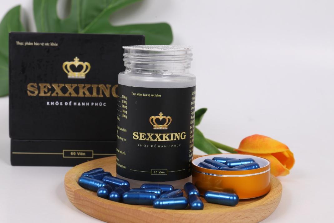 Thực phẩm bảo vệ sức khỏe SEXXKING – Bổ thận tráng dương cải thiện sinh lý ngay từ ngày đầu sử dụng  - Ảnh 3