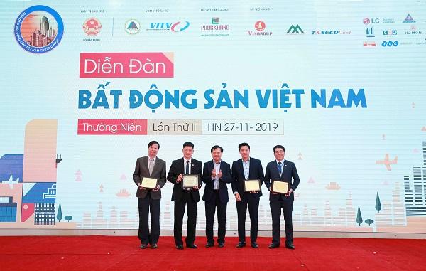 Phuc Khang Corporation tham dự Tọa đàm cấp cao tại Diễn đàn BĐS Việt Nam 2019 - Ảnh 1