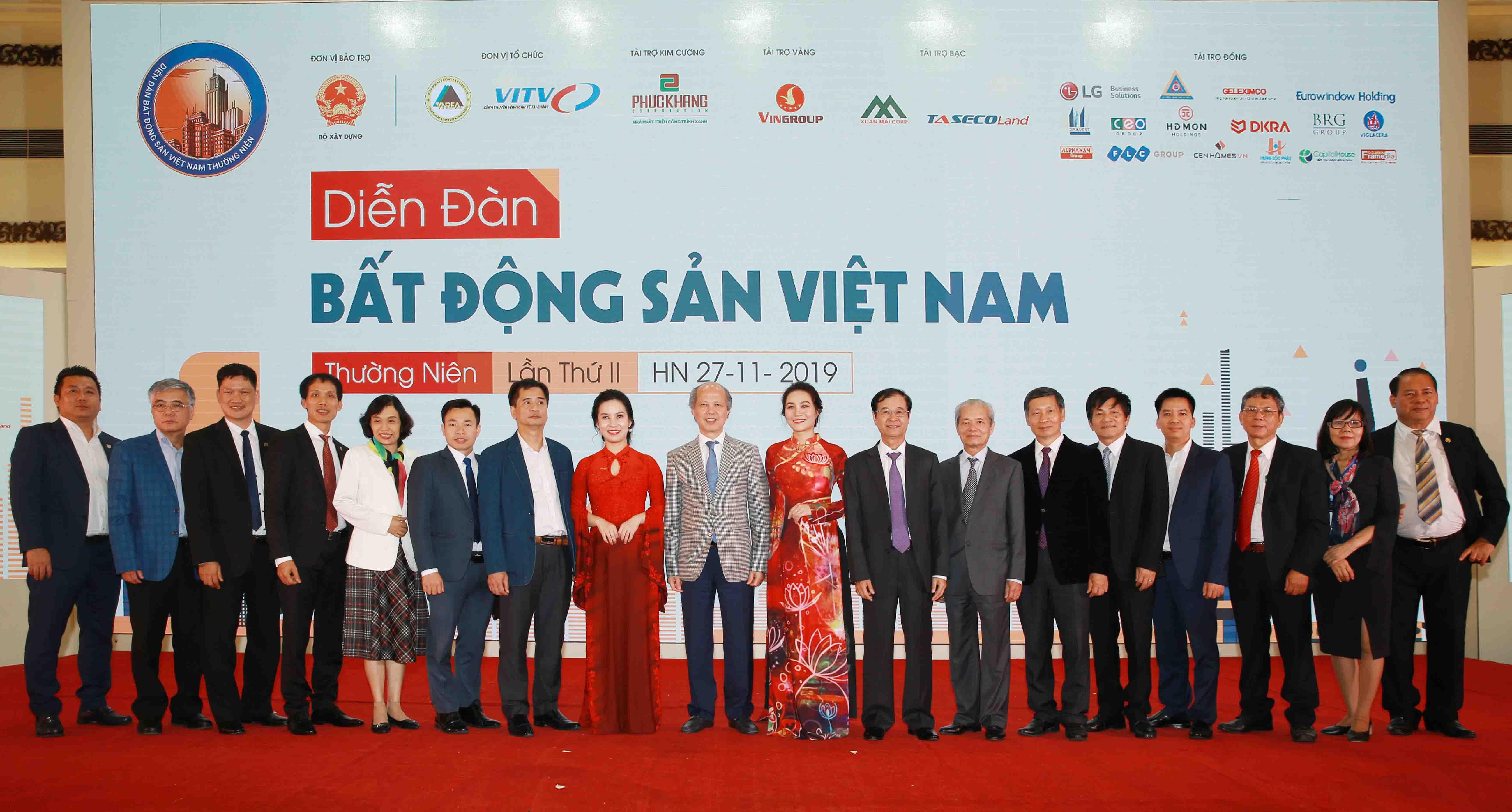 Phuc Khang Corporation tham dự Tọa đàm cấp cao tại Diễn đàn BĐS Việt Nam 2019 - Ảnh 2
