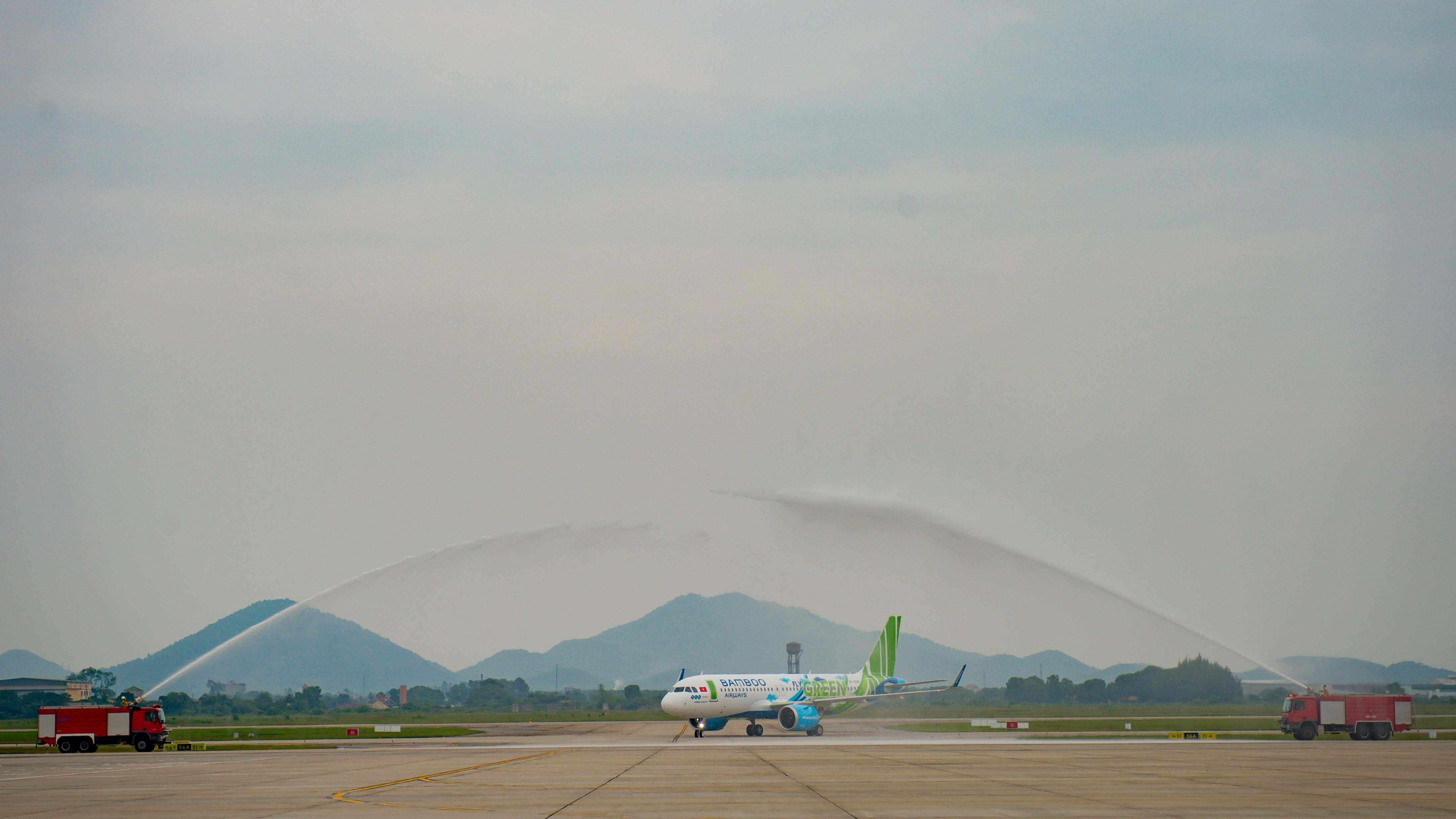 """Bamboo Airways đón máy bay Airbus A320neo đầu tiên trong chiếc áo """"Fly Green"""" ấn tượng  - Ảnh 2"""