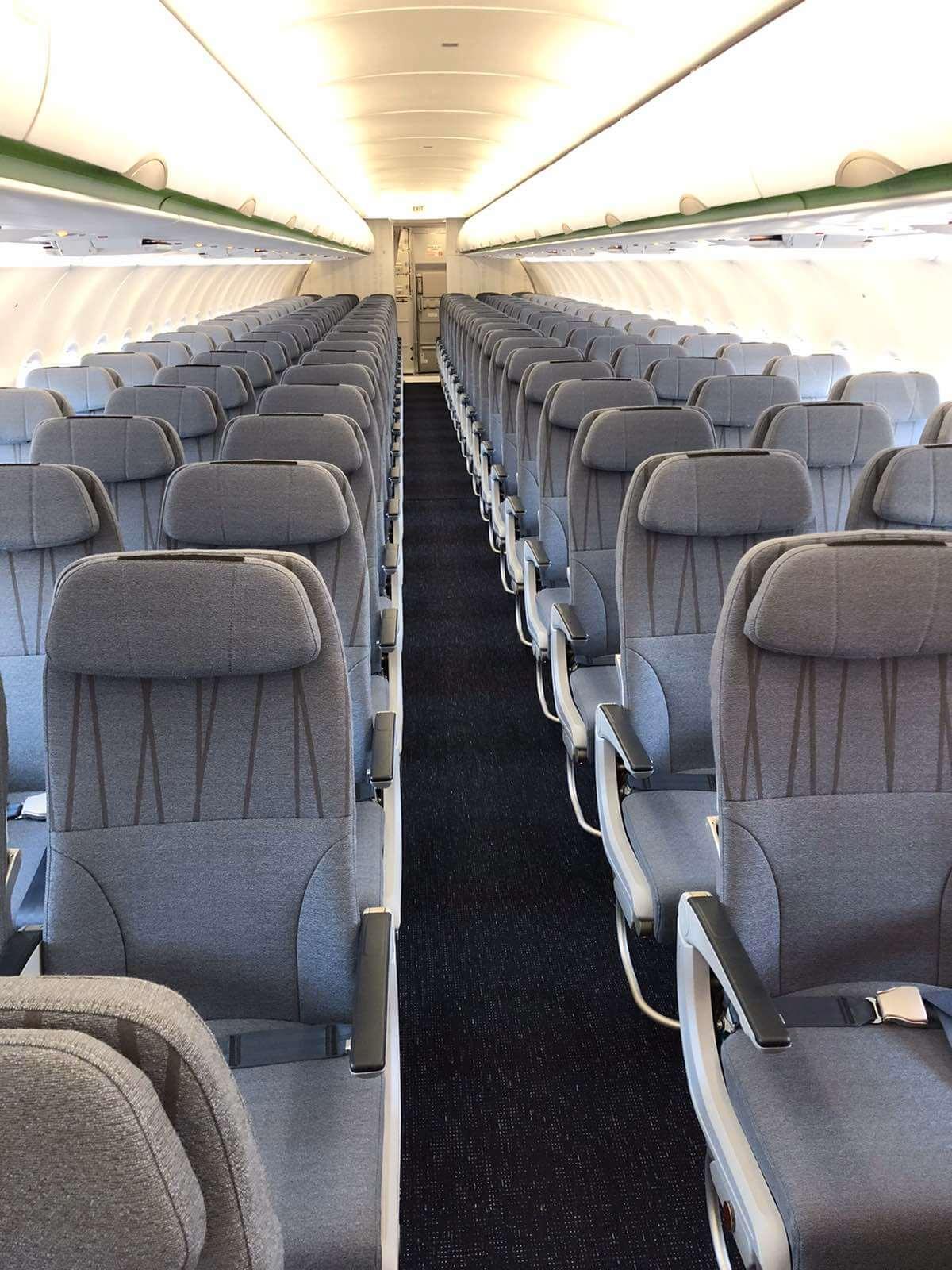 """Bamboo Airways đón máy bay Airbus A320neo đầu tiên trong chiếc áo """"Fly Green"""" ấn tượng  - Ảnh 4"""