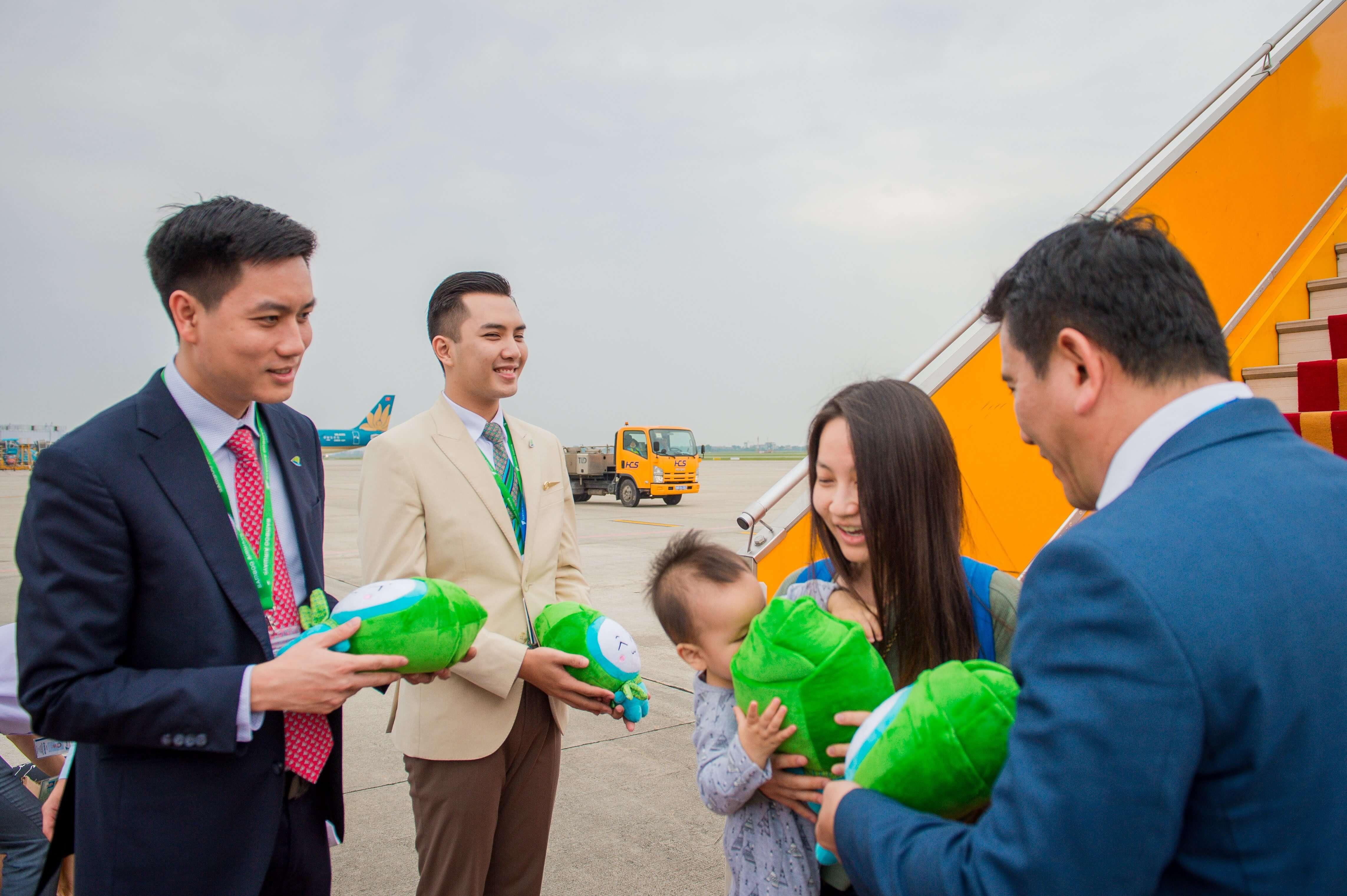 """Bamboo Airways đón máy bay Airbus A320neo đầu tiên trong chiếc áo """"Fly Green"""" ấn tượng  - Ảnh 5"""