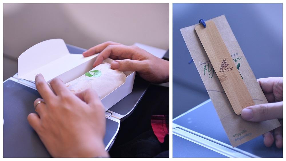 """Fly Green – """"Dấu ấn xanh"""" trên bầu trời của Bamboo Airways  - Ảnh 2"""