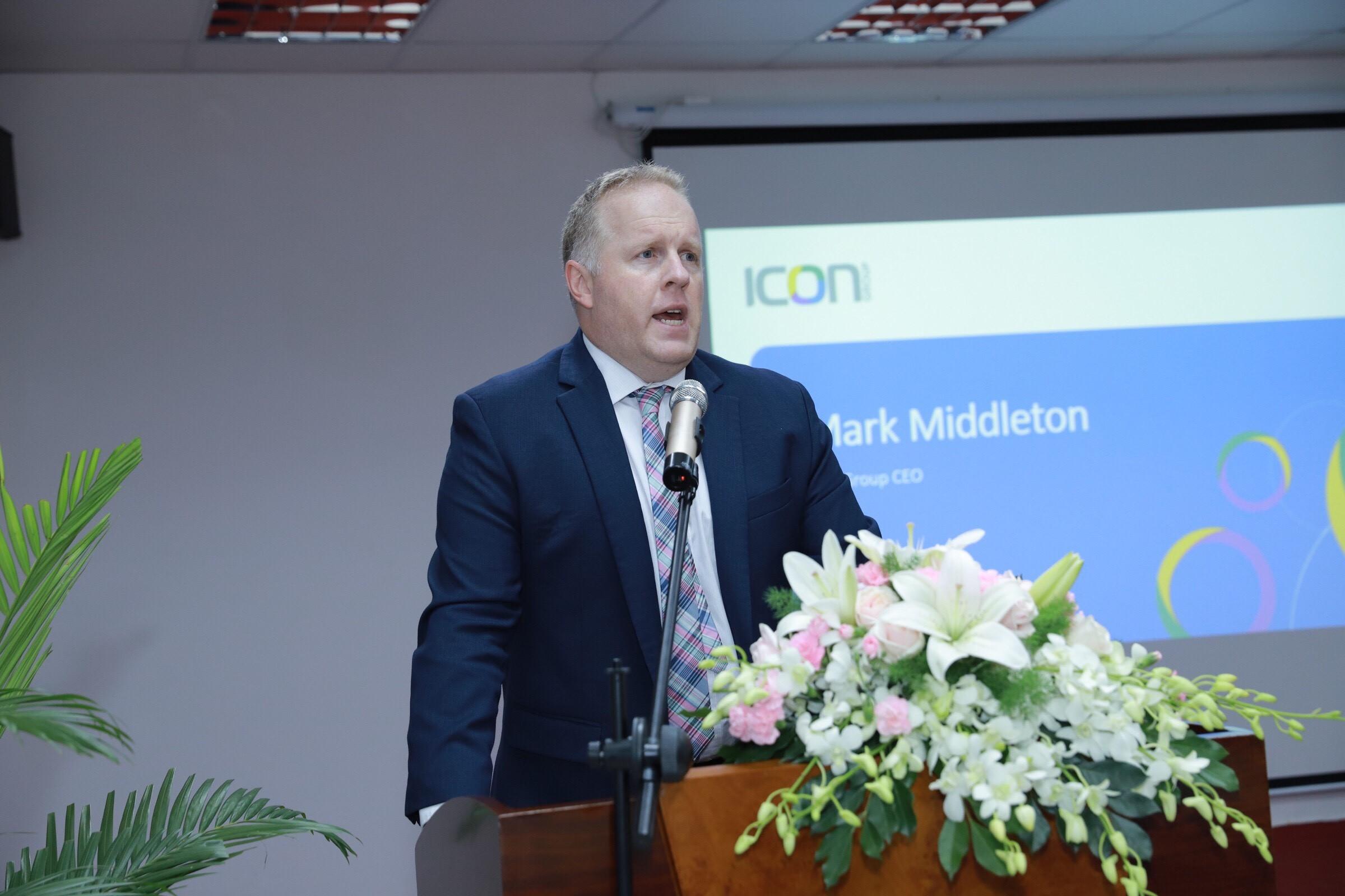 Vinmec và ICON Group hợp tác chiến lược điều trị ung thư theo tiêu chuẩn quốc tế  - Ảnh 2