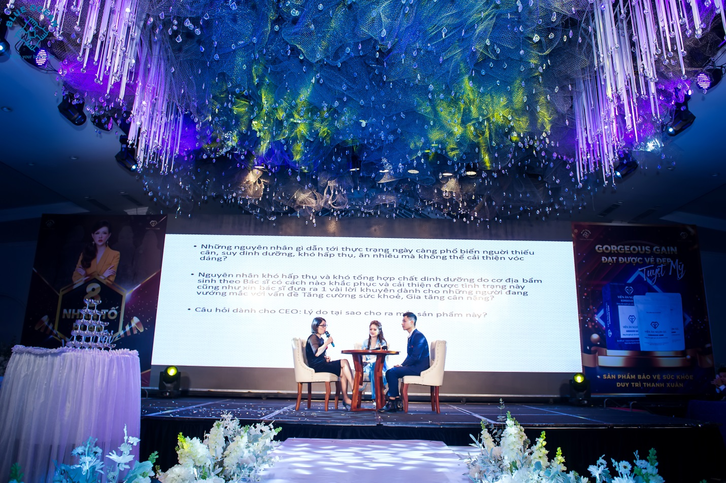 Công ty dược phẩm quốc tế Blue Ocean tổ chức lễ giới thiệu sản phẩm mới và vinh danh hệ thống nhà phân phối xuất sắc  - Ảnh 3