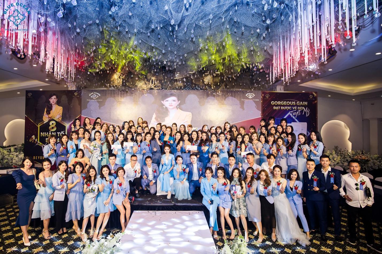 Công ty dược phẩm quốc tế Blue Ocean tổ chức lễ giới thiệu sản phẩm mới và vinh danh hệ thống nhà phân phối xuất sắc  - Ảnh 9