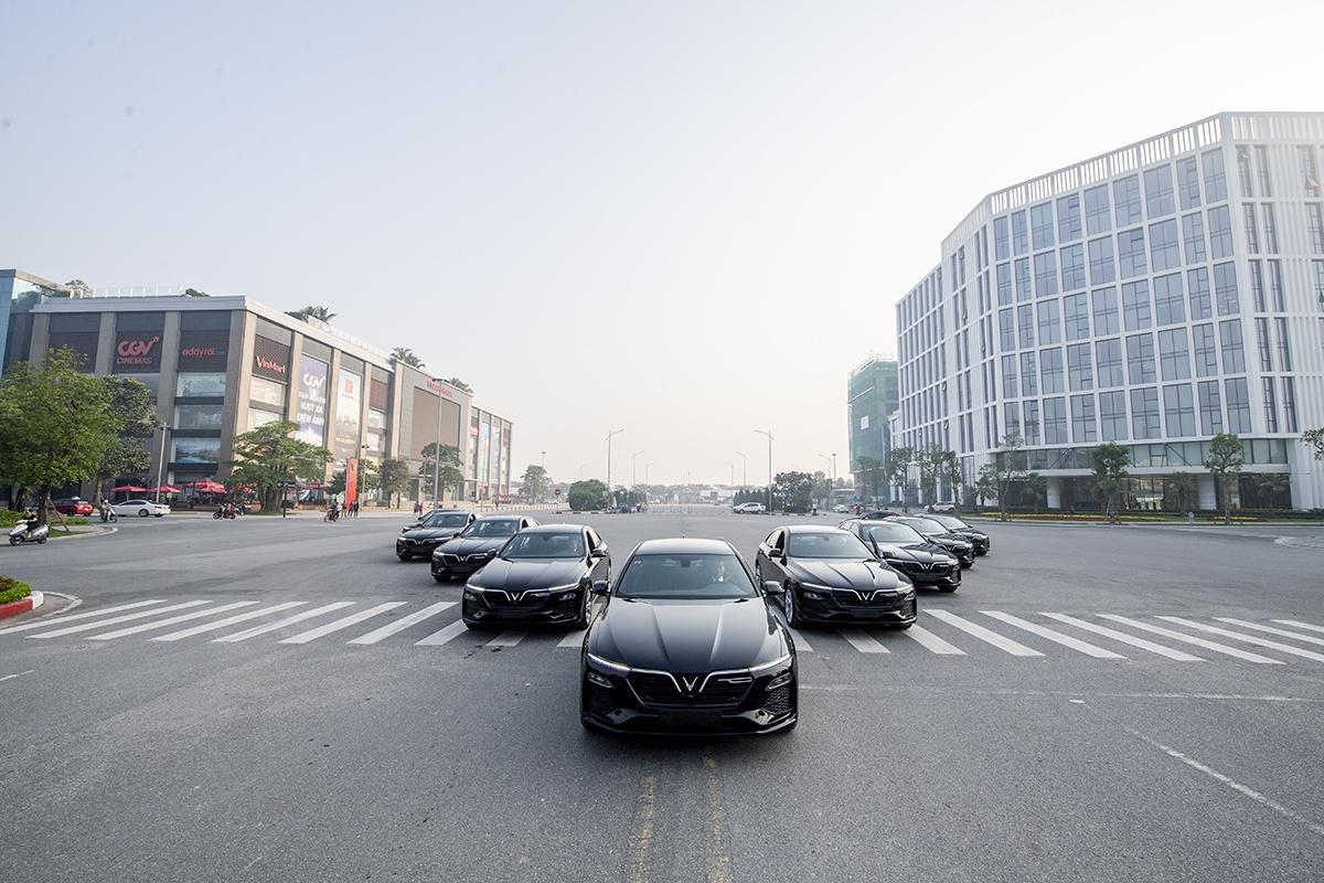 VinFast là phương tiện di chuyển chính thức của Asean 2020  - Ảnh 4