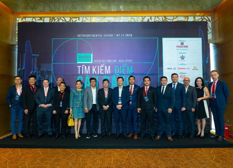 Phuc Khang Corporation đồng hành cùng Hội nghị BĐS Việt Nam 2019  - Ảnh 1