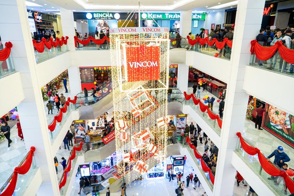 Vincom khai trương trung tâm thương mại đầu tiên tại Cẩm Phả, Quảng Ninh  - Ảnh 2