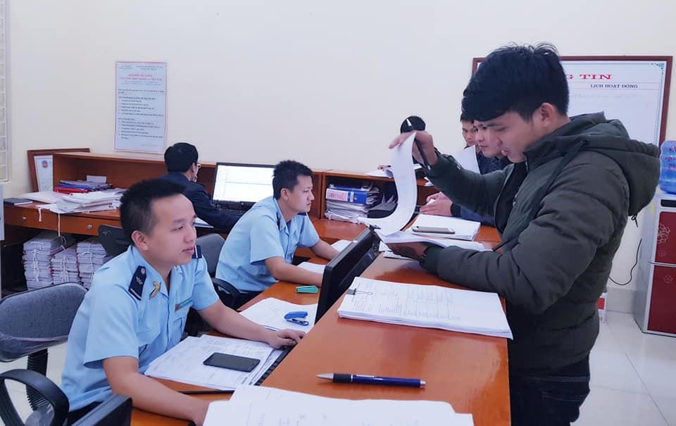 Hải Quan Hà Tĩnh tăng cường cải cách hành chính, hỗ trợ tốt nhất cho doanh nghiệp  - Ảnh 1