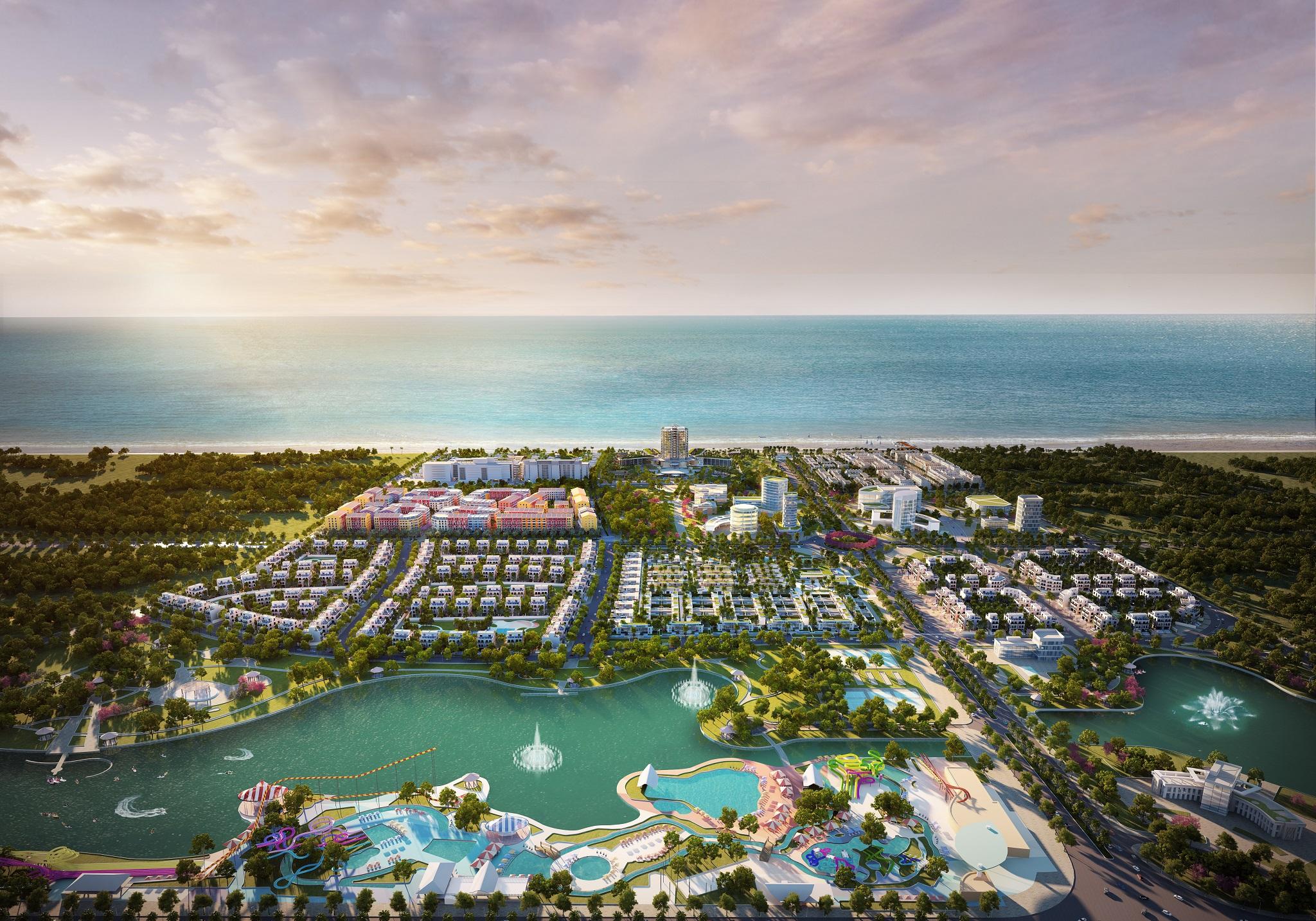 Xu hướng bất động sản 2020: Mô hình phức hợp nghỉ dưỡng và giải trí lên ngôi  - Ảnh 1