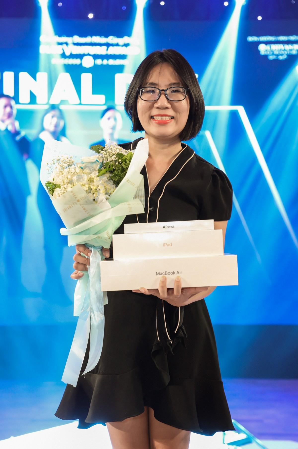 Giải pháp phát triển dòng sản phẩm protein bền vững chiến thắng thuyết phục tại chung kết Blue Venture Award 2019  - Ảnh 2