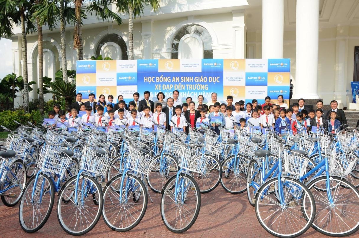 Xây dựng Hệ thống bảo vệ và chăm sóc toàn diện cho các gia đình,  Bảo Việt Nhân thọ nhận giải thưởng Quốc tế  - Ảnh 3