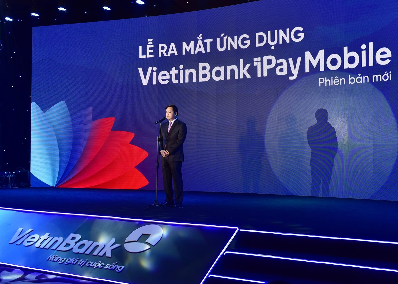 Tận hưởng cuộc sống số cùng VietinBank iPay Mobile phiên bản 5.0  - Ảnh 1