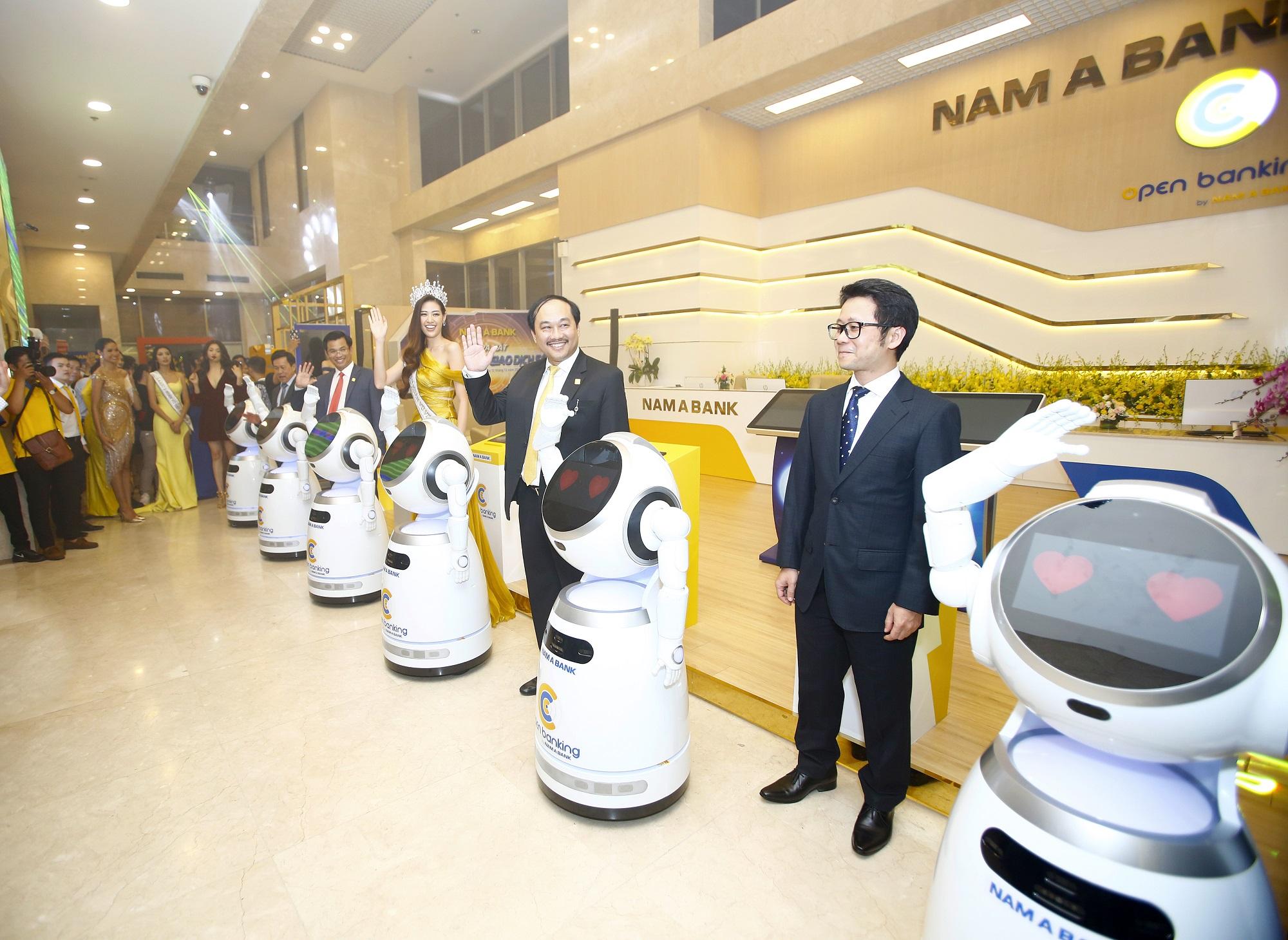 Nam A Bank ra mắt không gian giao dịch số ứng dụng trí tuệ nhân tạo - Ảnh 1