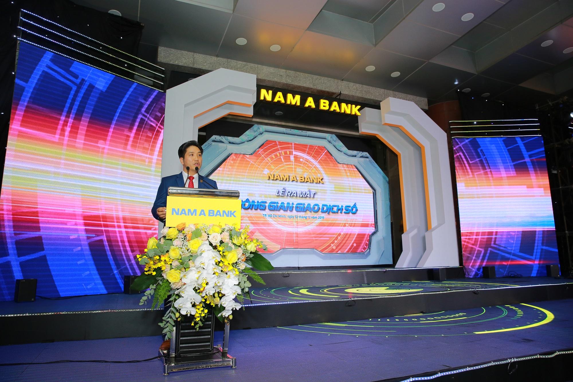 Nam A Bank ra mắt không gian giao dịch số ứng dụng trí tuệ nhân tạo - Ảnh 2